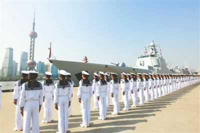 海军远航访问编队启航 赴20余个国家友好访问